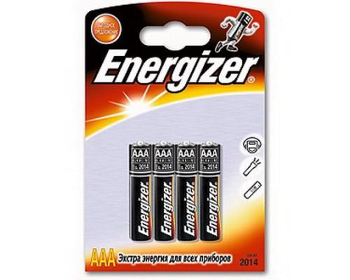 Батарейка Energizer LR03-4BL