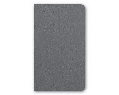 Бизнес-блокнот А6 72 листа интегральный MAJESTIC Серый