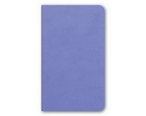Бизнес-блокнот А6 72 листа интегральный VIVELLA Сиреневый