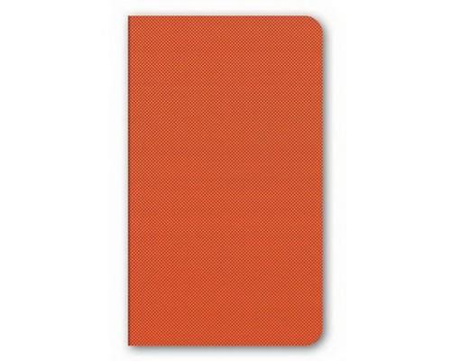 Бизнес-блокнот А6 72 листа интегральный NADIR Оранжевый