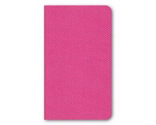 Бизнес-блокнот А6 72 листа интегральный DOBBY Розовый