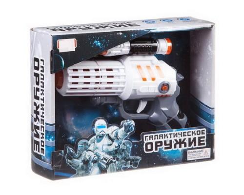 Пистолет Галактическое оружие, свет,звук 23см. ZYB-B2192