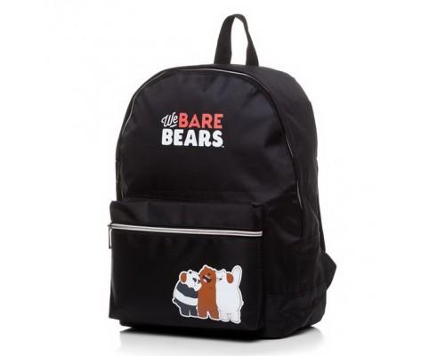 Рюкзак Casual We bare bears для мальчика, старшая школа