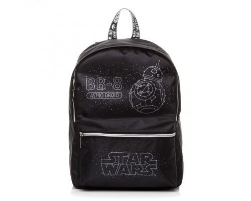Рюкзак Casual -BB-8- Звездные войны для мальчика, старшая школа