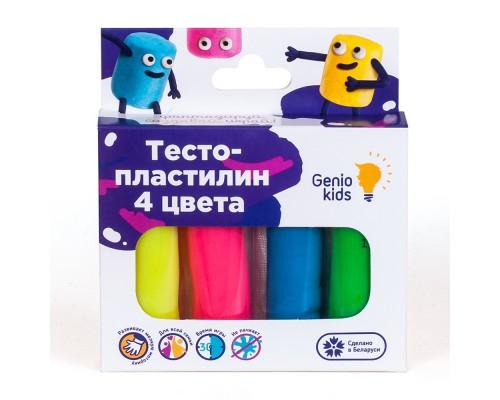 Тесто для лепки 4 цвета TA1082