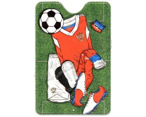 Обложка для проездного Футбольные аксессуары