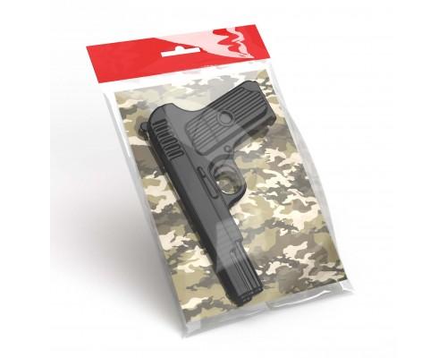 Оружие пластик.Пистолет 02333